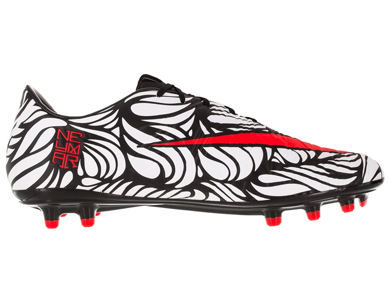 Nike Men's Hypervenom Phatal II Njr Fg Black/Bright Crimson/White Soccer  Cleat 8. 5 Men US: Buy Online at Low Prices in India - Amazon.in