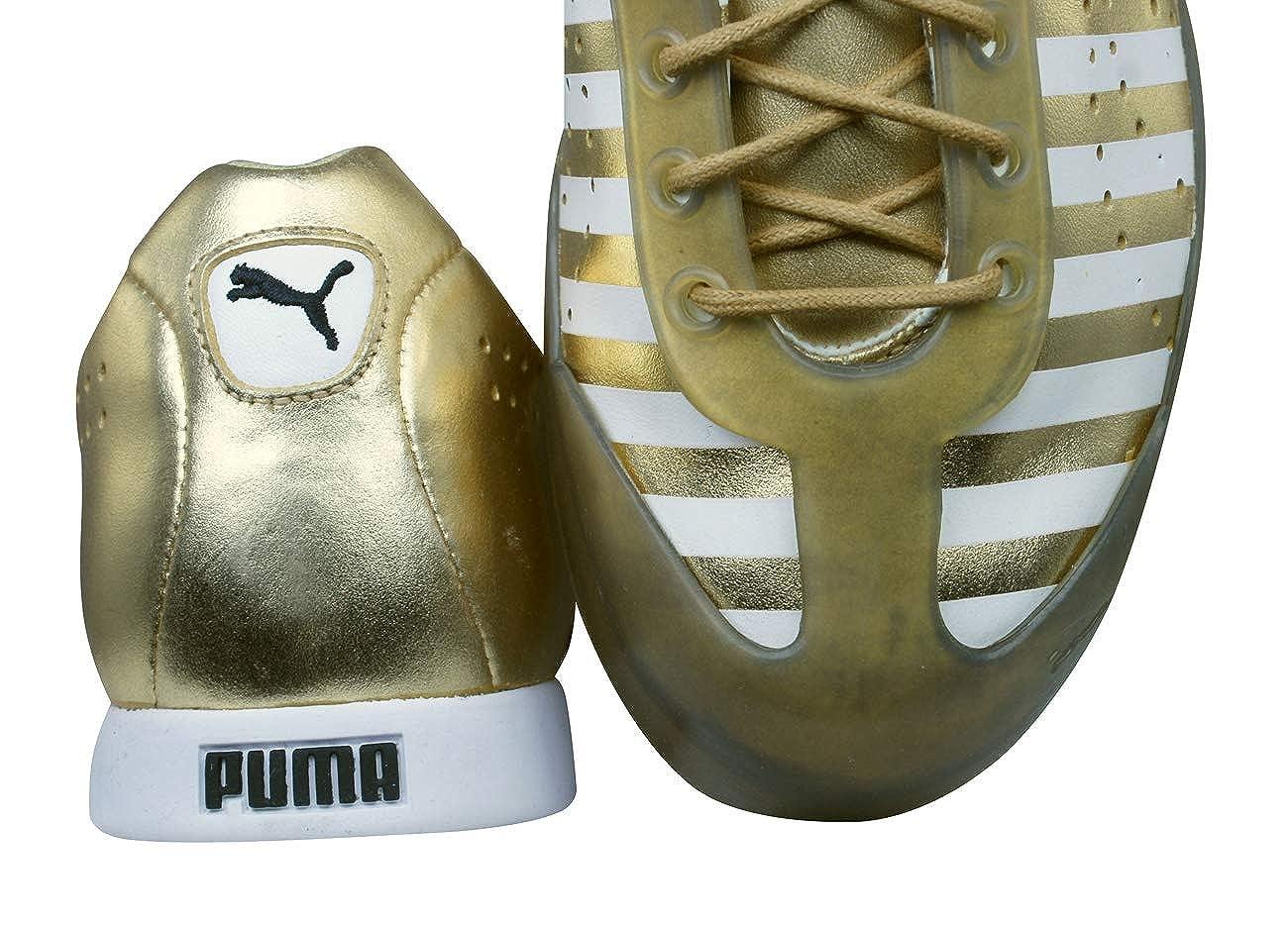 Puma Mihara Yasuhiro My 28 Baskets Hommes Gold 37: