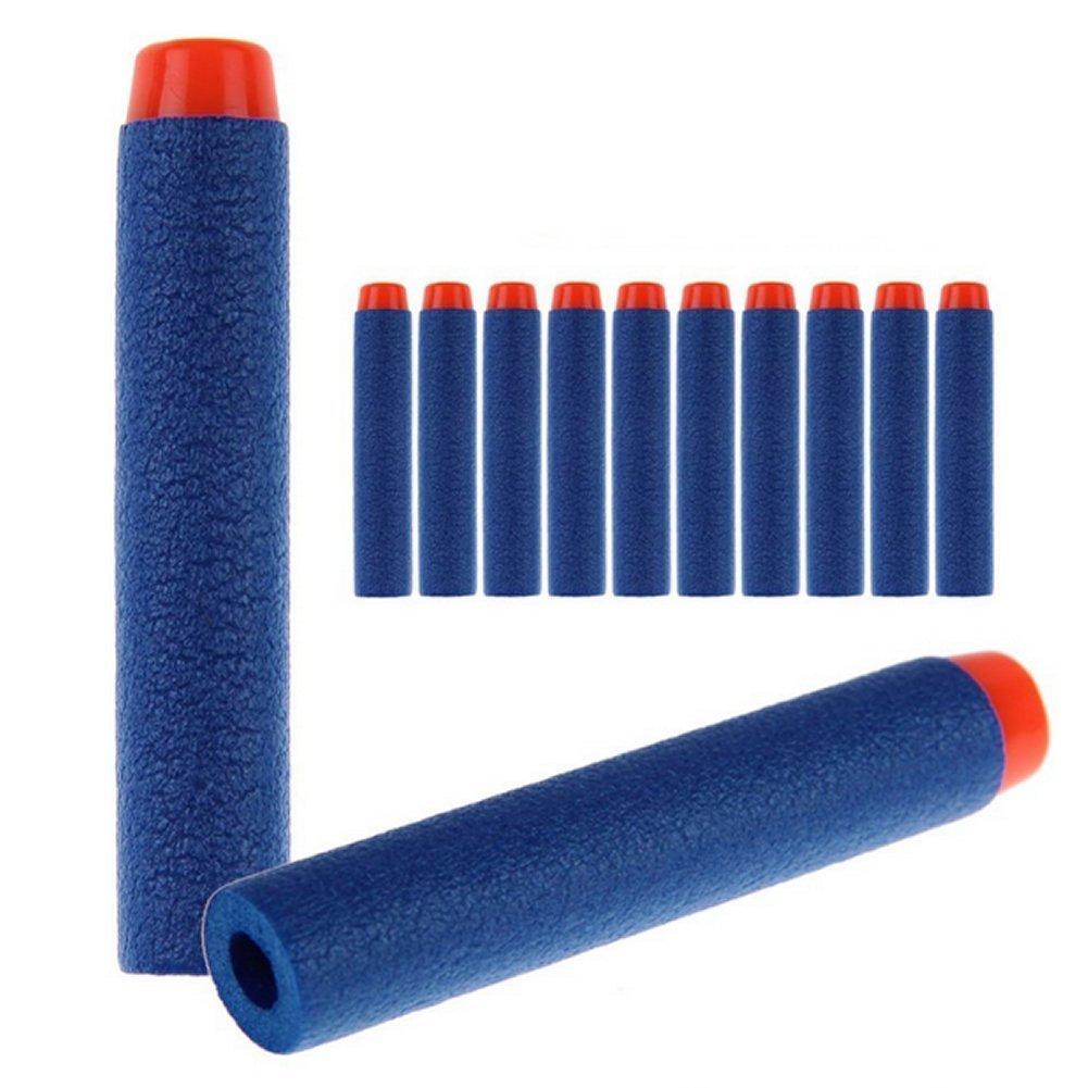 2018 Plastic Nerf Guns Toy +3 Nerf Foam Bullets Imitation For Kids Safe  Soft Missile Gun Military Simulation Toy From Swimwear3, $17.69 | Dhgate.Com