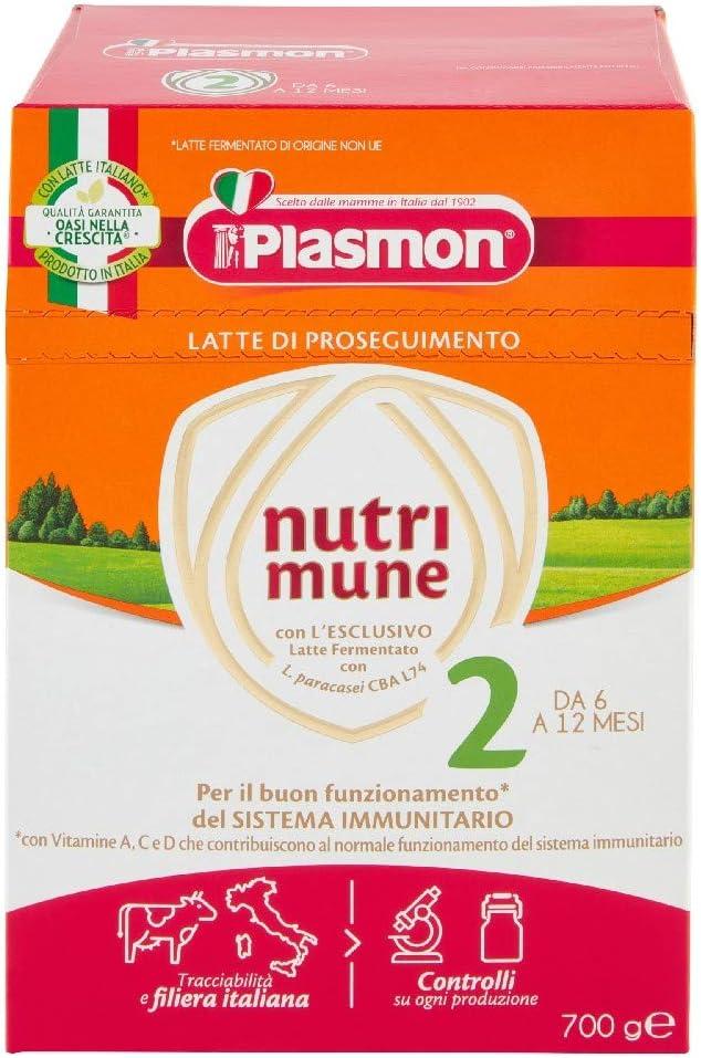 Plasmon Latte Polvere Stage 2 - 700 g