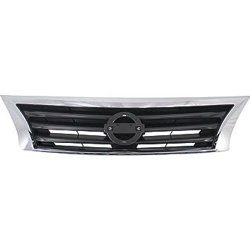 Amazon.com: Nueva rejilla delantera para Nissan Altima Sedan ...