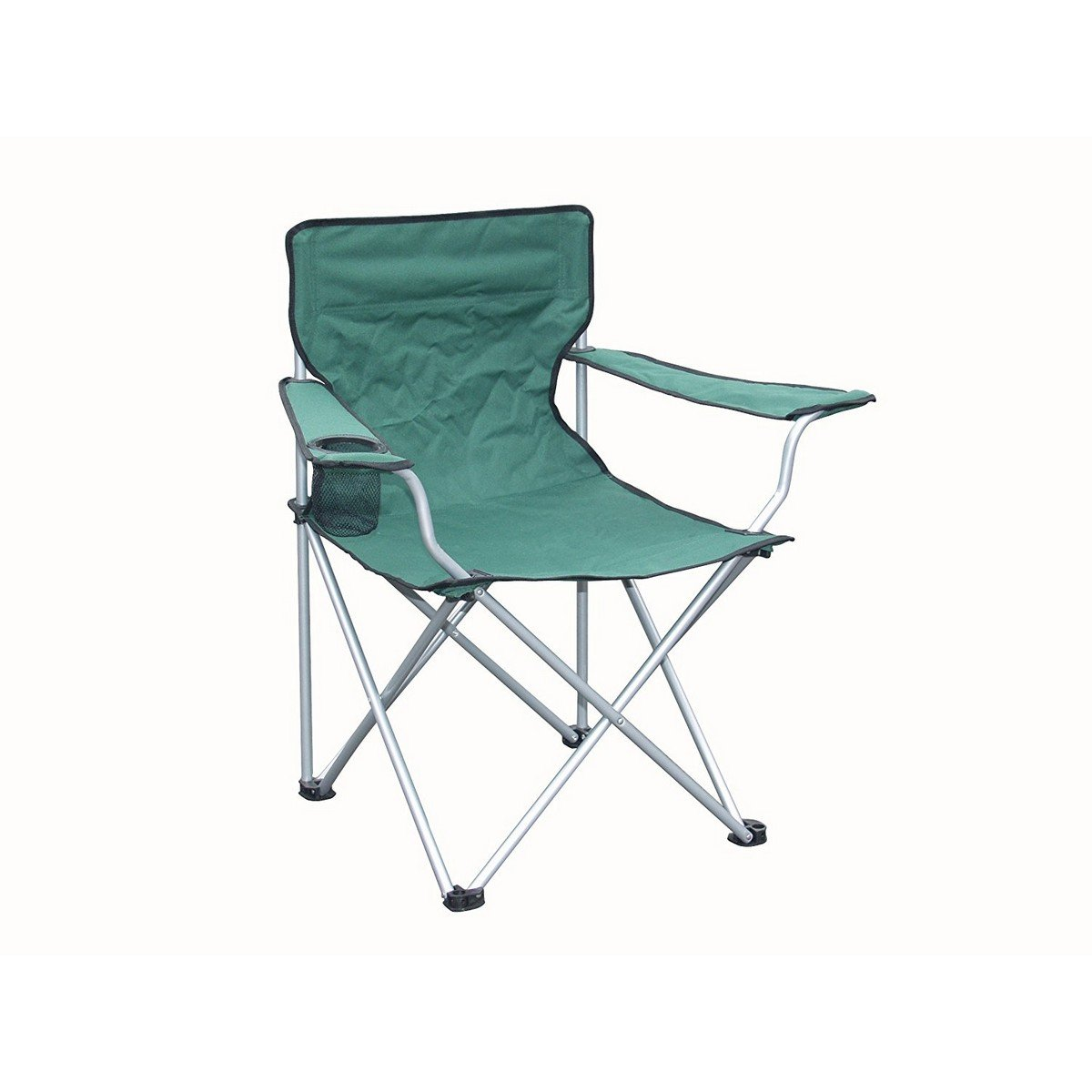 Hamble Redwood BB-FC102 Canvas Chair with Arms Hamble Distribution ltd