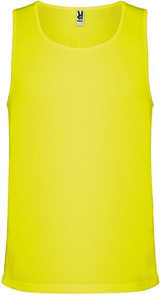 Camiseta Interlagos 0563 Roly Técnica Hombre Tirantes: Amazon.es: Ropa y accesorios