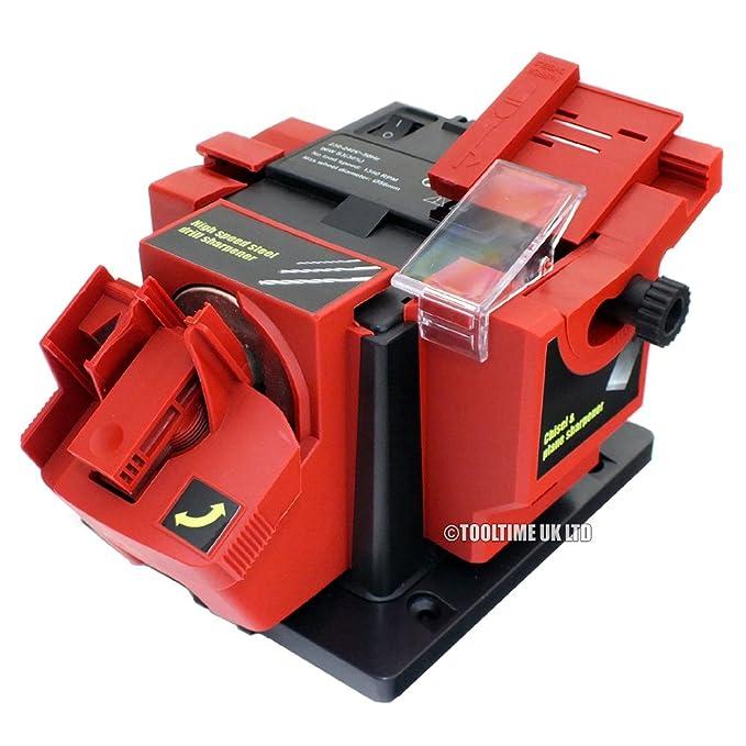 96 W - Afilador eléctrico Broca de montaje en banco de ...