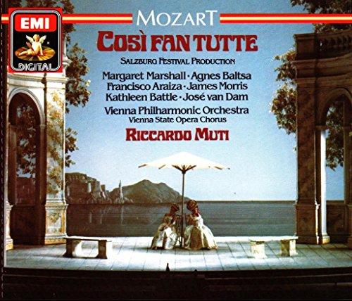 Mozart: Cosi Fan Tutte (Salzburg Festival Production, 1982)