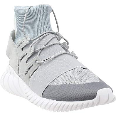 6311fd1fe5efb9 adidas Mens Tubular Doom Winter Athletic   Sneakers Grey