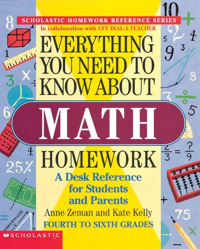 Everything You Need To Know About Math Homework (Evertything You ...