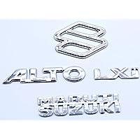 Generic Alto LXI Suzuki Emblem