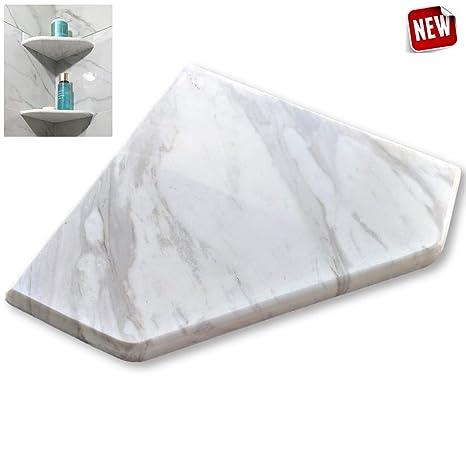 Amazon.com: EZ-Mount - Estante de esquina para ducha de ...