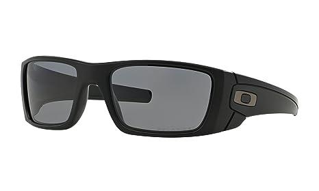 Oakley Fuel Cell de hombre de estilo de vida deportivo gafas de sol polarizadas, color
