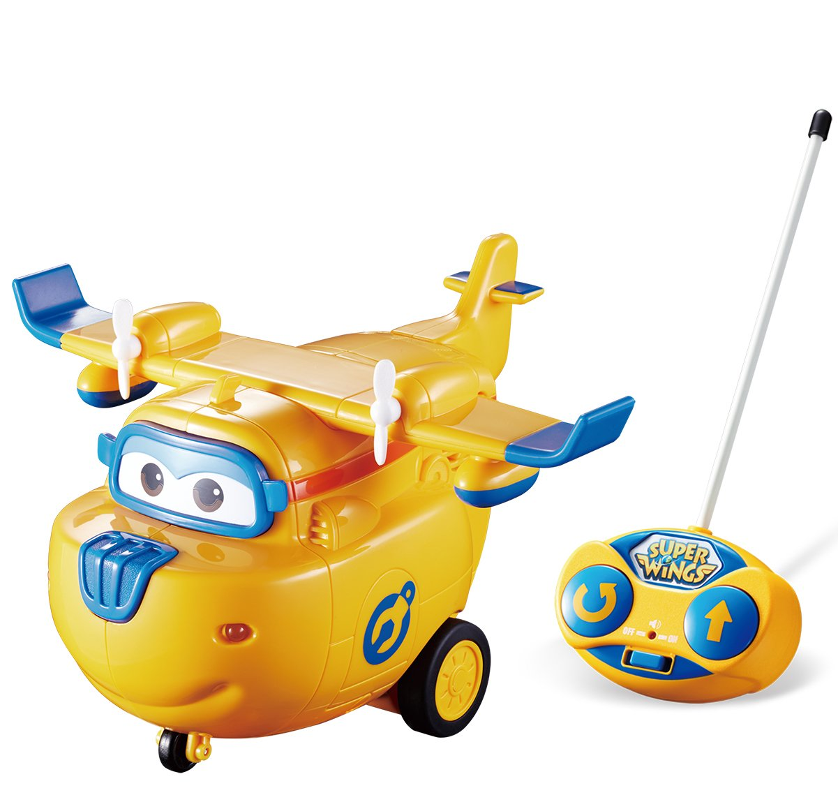 Super Wings - RC Vehicle - Remote Control Donnie