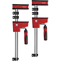 Bessey kre100 – 2 K Body Clamp (2 unidades), color rojo