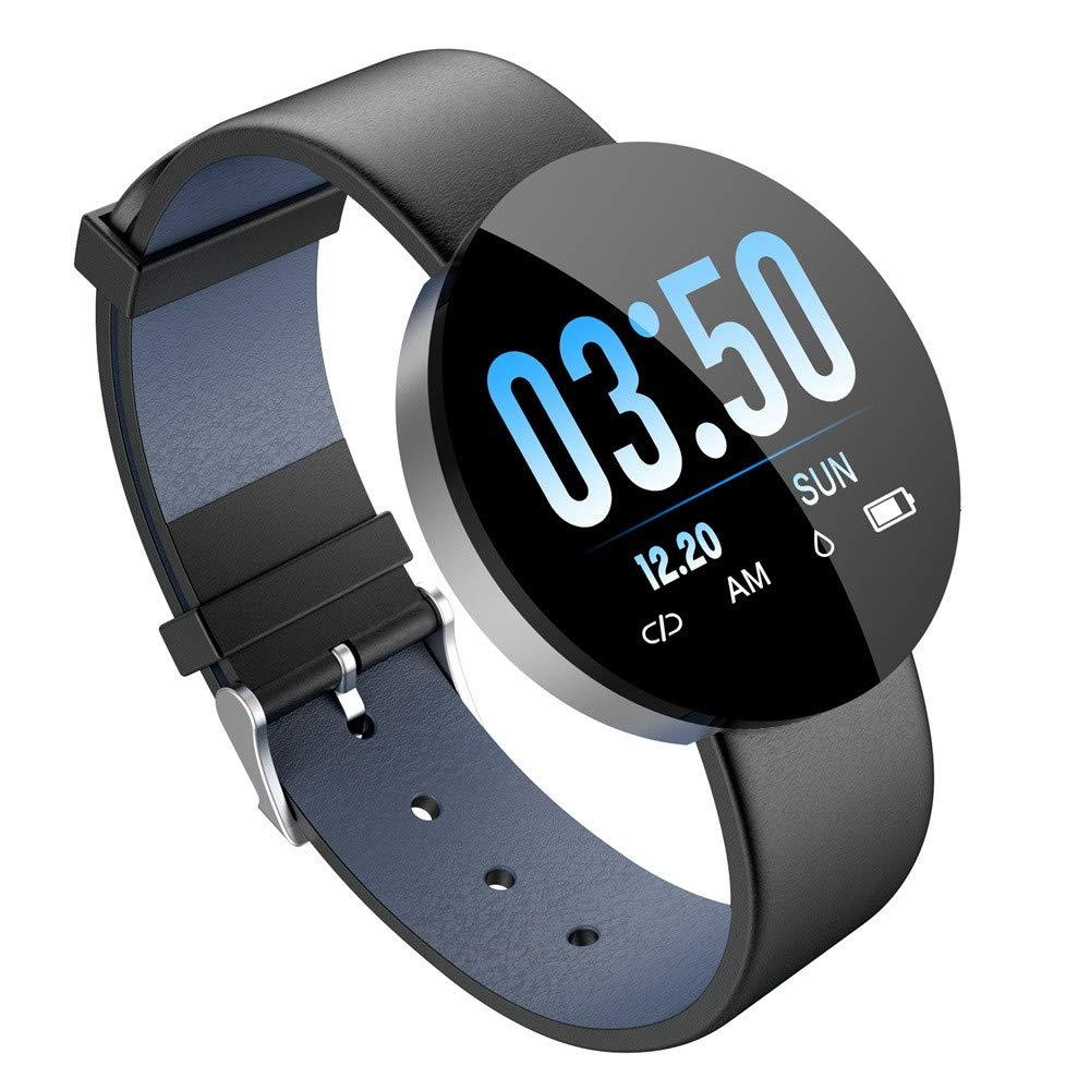 CZYCO Smart Watch Y11 Smart 1.3 Inch IPS Colour Display Heart Rate Monitor Fitness Sleep Tracker Watch(Silver) by CZYCO Smart Wristband