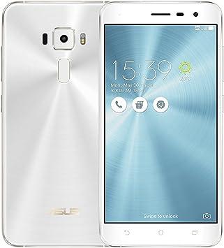ASUS Zenfone 3 ZE552KL 4GB RAM 64GB ROM Blanco: Amazon.es: Electrónica