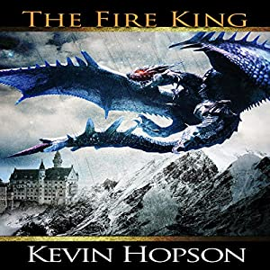 The Fire King Audiobook