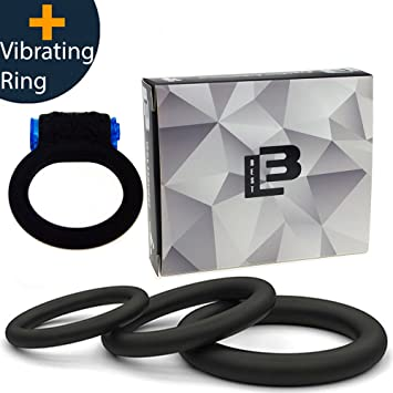Harder Erections Infrared Cock Ring