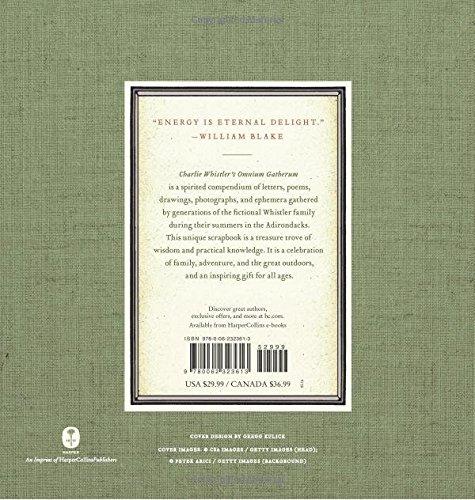 Charlie Whistler's Omnium Gatherum: Campfire Stories and Adirondack Adventures by Harper (Image #1)
