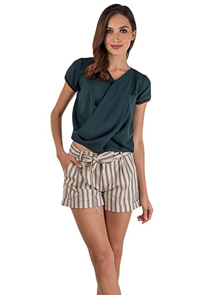 Shorts with Sleeves