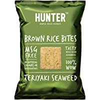 Hunter Brown Rice Bites Teriyaki Seaweeds - 110gm