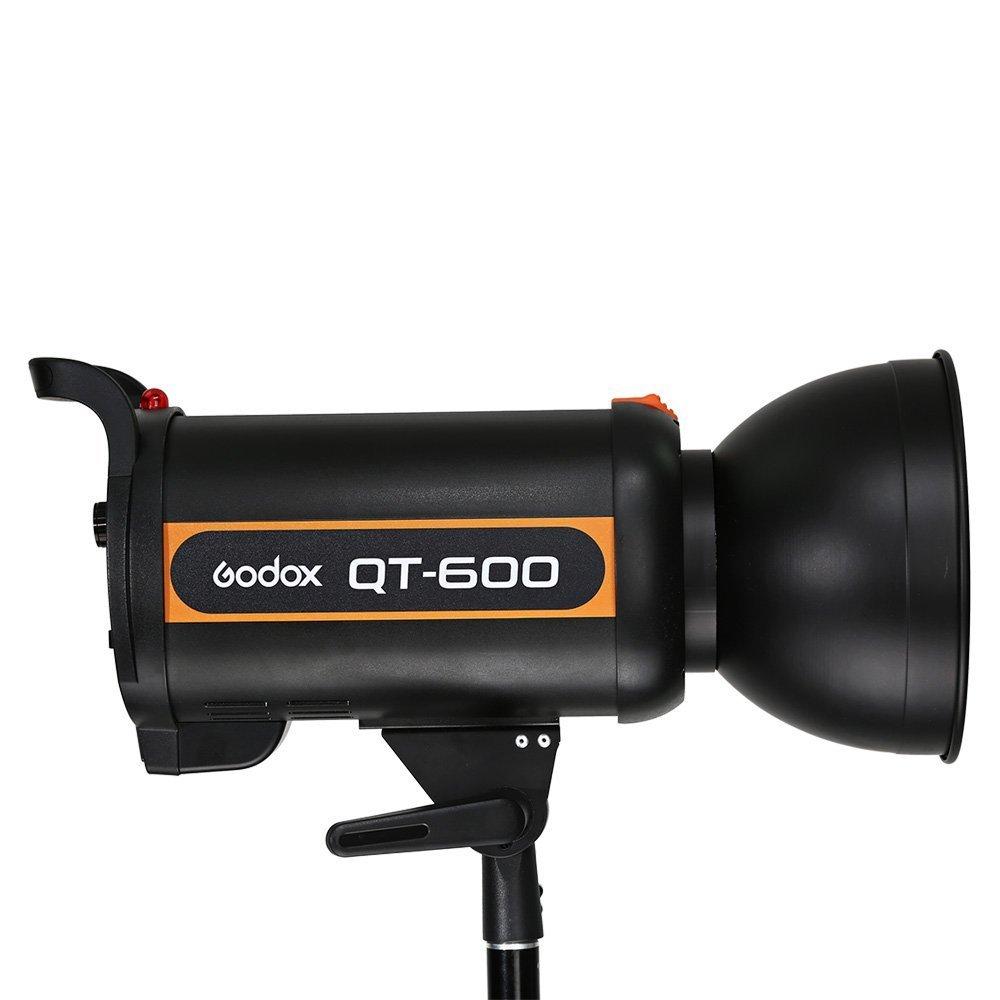 Godox QT600 600W Fast Speed Photography Studio Strobe Flash Light Head 110V by Godox (Image #6)