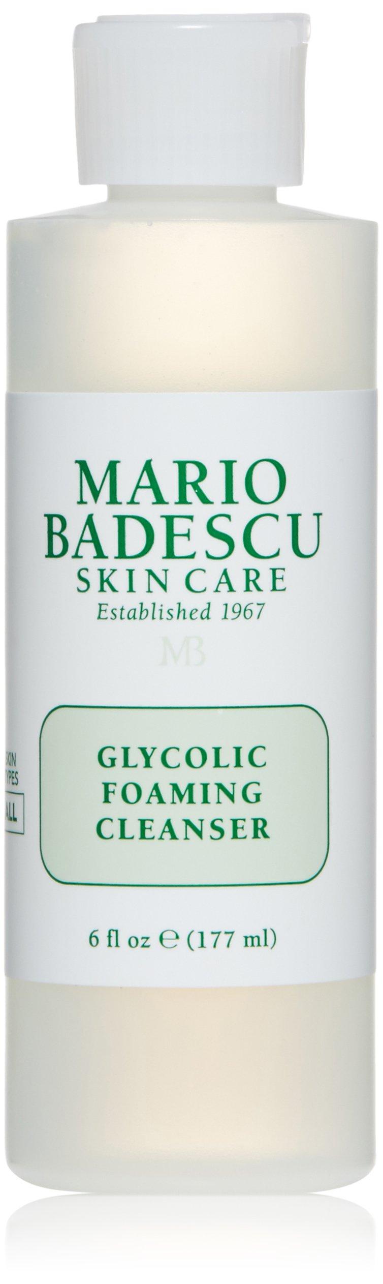 Mario Badescu Glycolic Foaming Cleanser, 6 Fl Oz by Mario Badescu