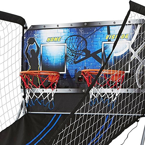Md Sports 2 Player Arcade Basketball Game With 8 Game