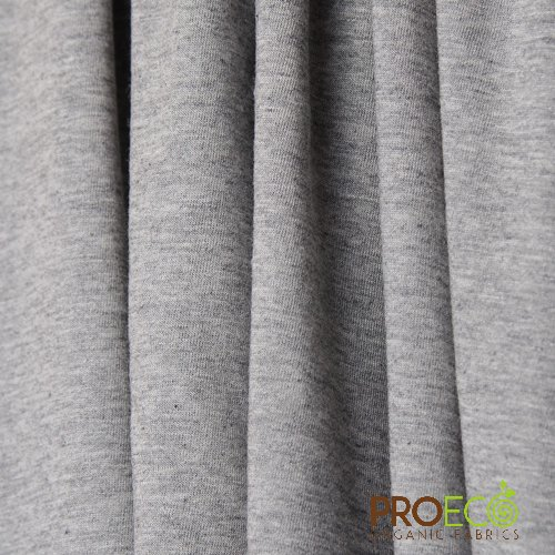 d3f13fbfbe0 ProECO Bamboo Jersey - Baby Sling Fabric (Made in USA, sold by the yard)  (Grey Mix) - Buy Online in Oman.   Baby Product Products in Oman - See  Prices, ...