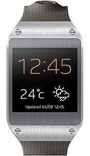 Amazon.com: Samsung Gear 2 Smartwatch - Silver/Black (US ...