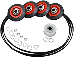 4392067 Dryer Repair Kit for 27-in. Whirlpool Dryers by PartsBroz - Replaces Part Numbers AP3109602, 2015, 4392067VP, 587637, 80047, AH373088, EA373088 & PS373088
