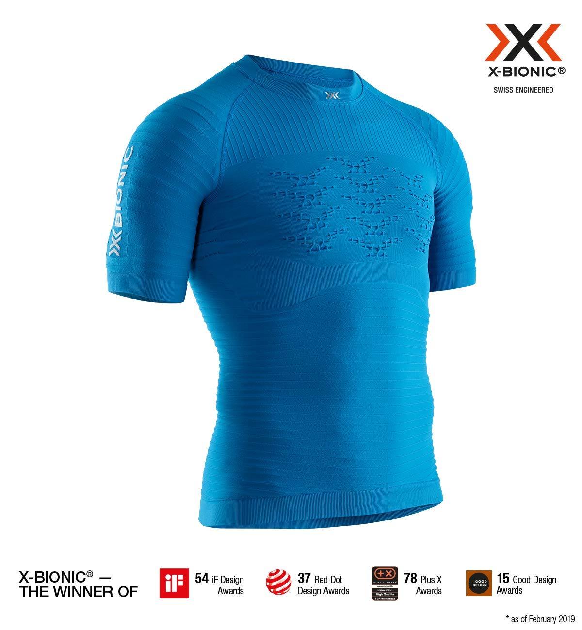 X-Bionic Effektor 4.0 Run Chemise Homme