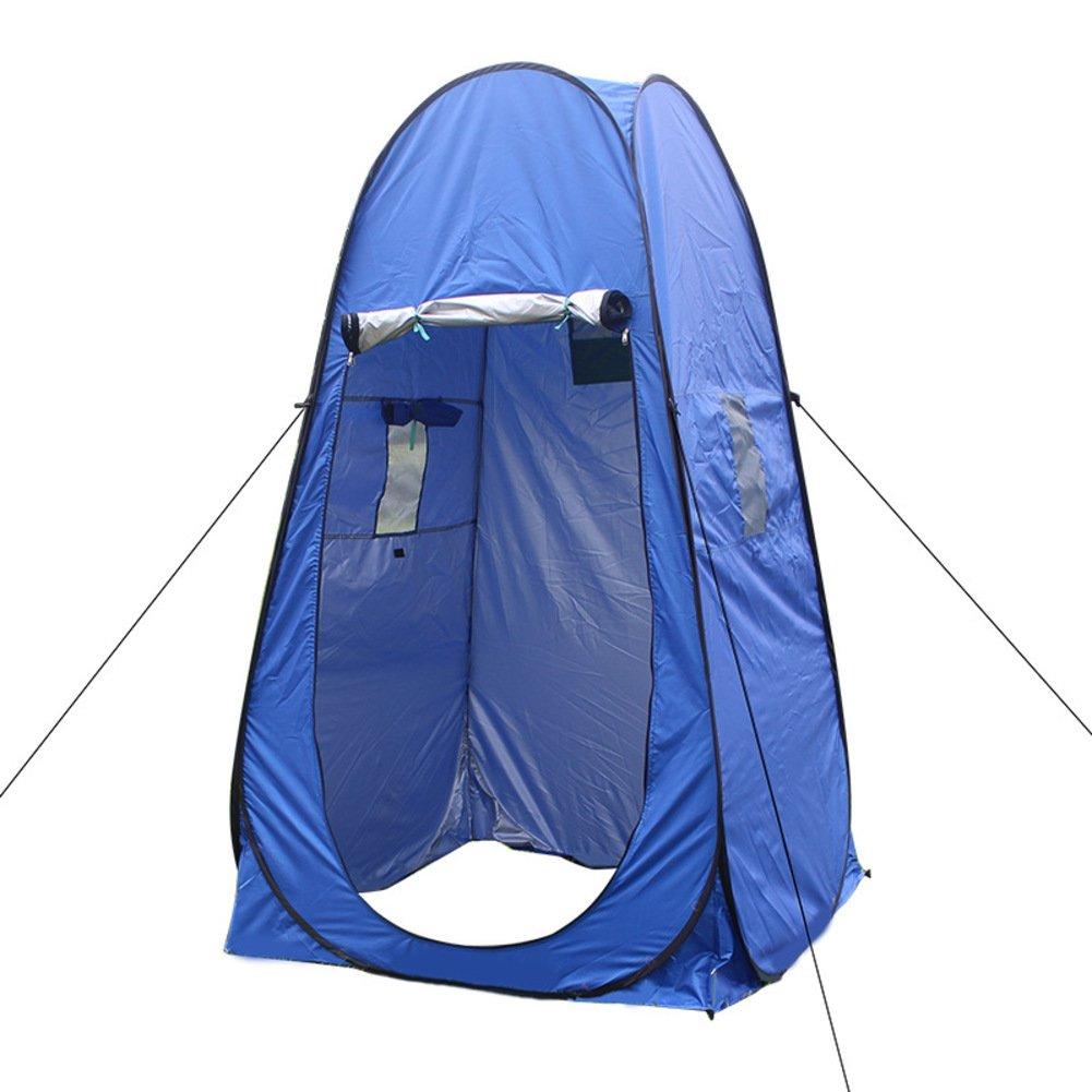 Fptcustom Outdoor-Zelt Wasserdicht, Leicht Zu Bewegen Bad Im Freien Umkleidekabine Angeln-Zelt