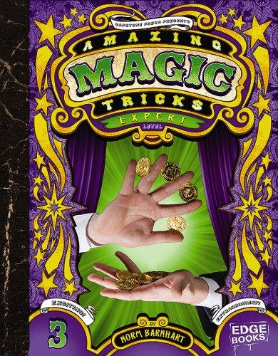 Amazing Magic Tricks, Expert Level by Barnhart, Norm (Image #1)