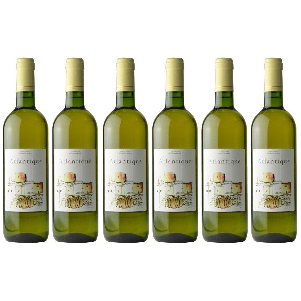 シャランテ 白 白 6本セット ワイン【お買い得】 オーガニック ワイン シャランテ B075F56GJR, コスメコレクション:4a87b760 --- yogabeach.store