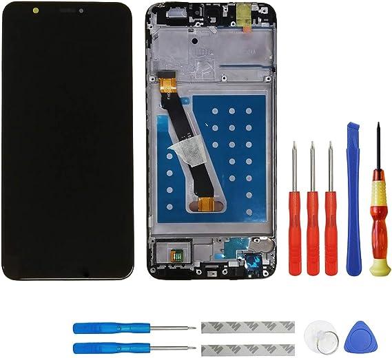 swark Pantalla LCD para Huawei P Smart Marco + Pantalla Táctil LCD Tools (Negro): Amazon.es: Electrónica