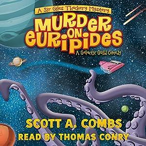 Murder on Euripides Audiobook