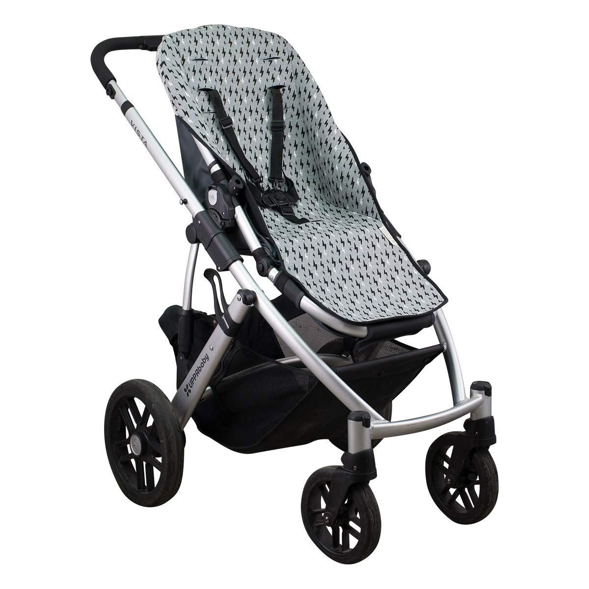 Bettlaken f/ür Babyschale Matratze Bugaboo Cameleon/® Bugaboo Fox /® B10//B10L Baby Jogger /® und Uppababy Vista /® carrycot Fundas BCN /® Farbe Ecrue.