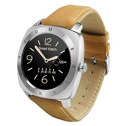 Amazon.com: Smart Watch, Adult Business Bluetooth Heart Rate ...