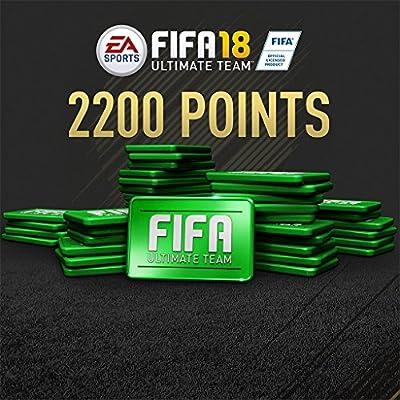 FIFA 18 - 2200 FIFA POINTS - PS4 [Digital Code]