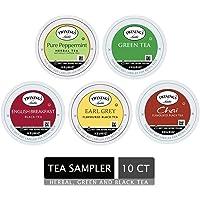 Twinings of London Tea Sampler Variety K-Cups for Keurig, 10 Count