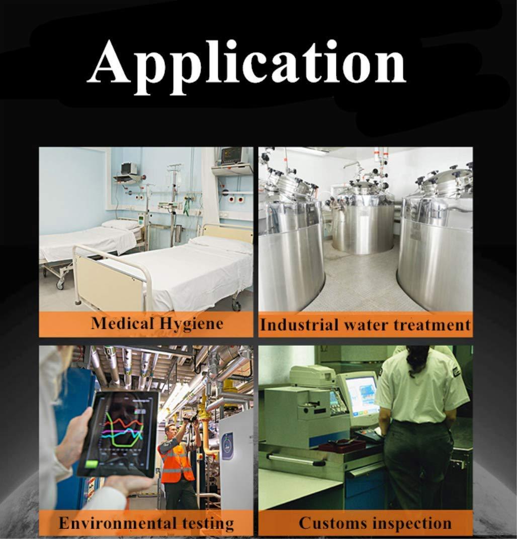 CE Approval medidor de bacterias ATP portátil y comprobador de ATP ...