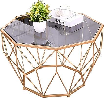 Tavolo In Vetro Usato.Tavolino Da Salotto Scrivania Tavolino In Ferro Battuto Piano