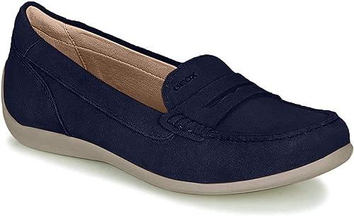 Geox Damen Slipper D Yuki B: : Schuhe & Handtaschen