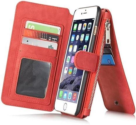 Custodia a portafoglio per iPhone 6 6S 7 - Iwallet 2