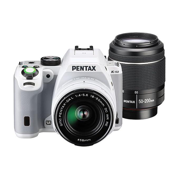 Pentax K-S2 18-50/4.0-5.6 DA L DC WR RE 50-200/4.0-5.6 SMC DA L ED ...