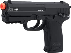 Evike Exclusive H&K Licensed USP Airsoft Electric Powered AEP Pistol by Umarex/Elite Force