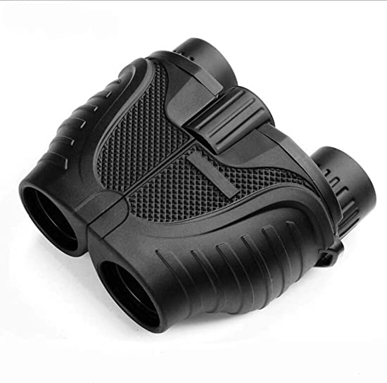 12X25 Paul Binocular HD Portable Outdoor Travel Climbing Equipment Compact Focus Binocular for Bird Watching, Hunting, Sports