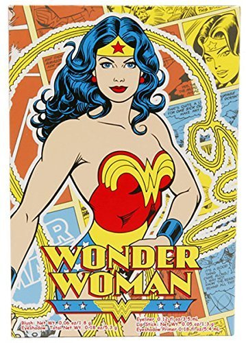 Price comparison product image Wonder Woman Comic Beauty Book V.1 by Walgreens