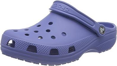 Slate Grey Crocs Kids Classic Clog 1 M US Little Kid