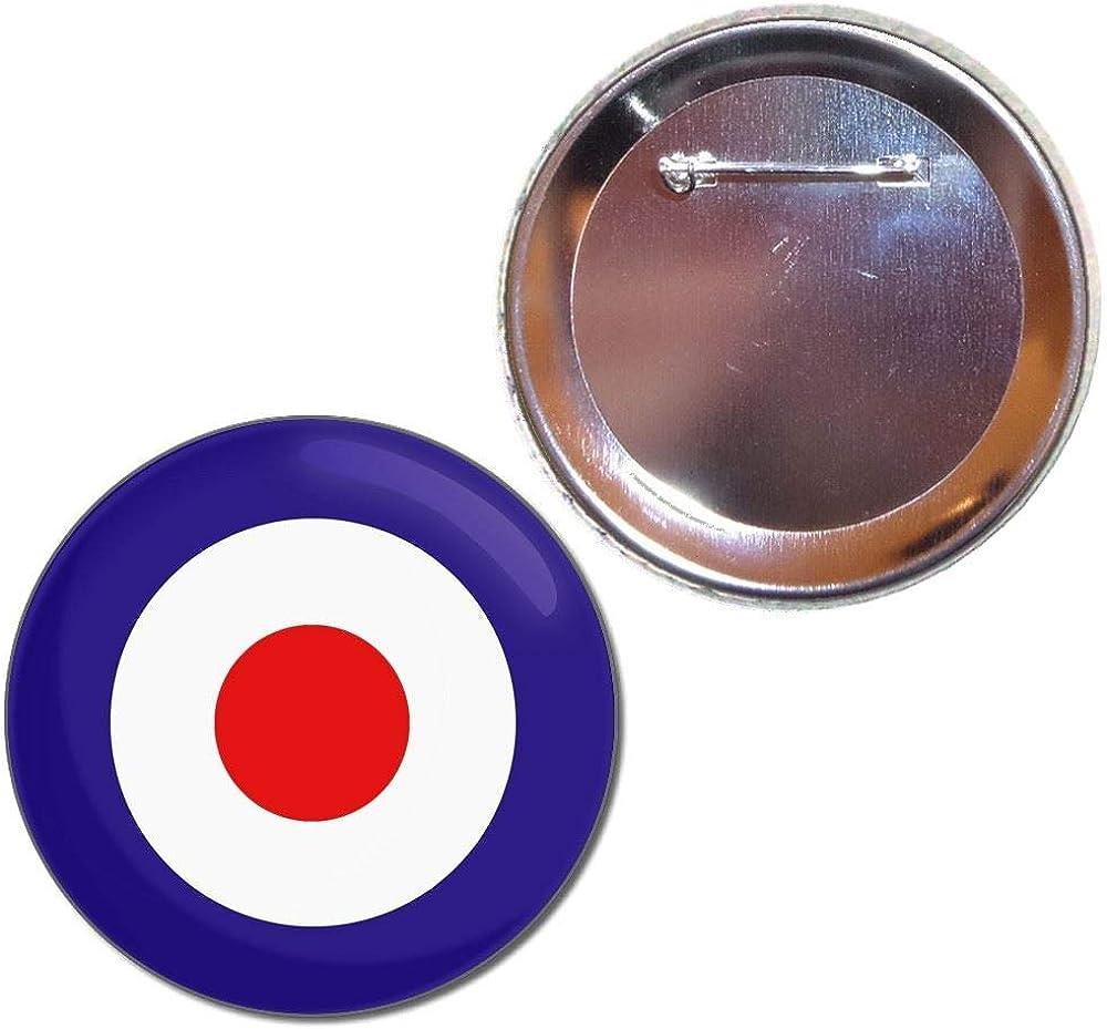 BadgeBeast.co.uk MOD Pulsante distintivo