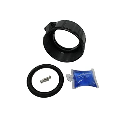 """(1X) 2"""" Split Nut Kit for Heater Union with Gasket Video How To: Garden & Outdoor"""